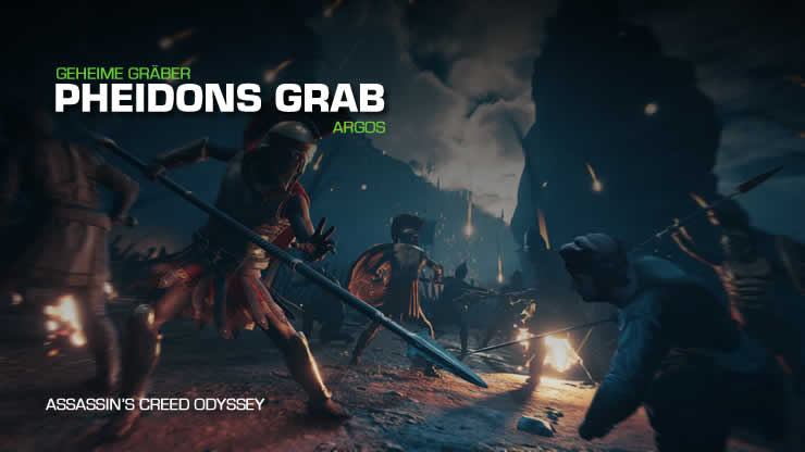 Assassin's Creed Odyssey: Pheidons Grab &#8211 …