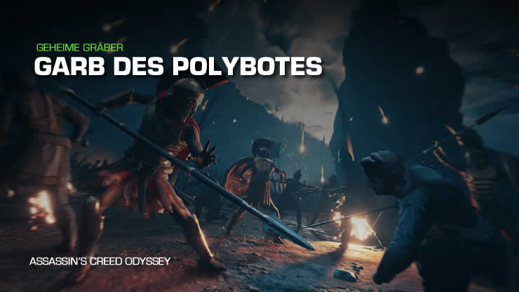 Assassin's Creed Odyssey: Grab des Polybotes & …