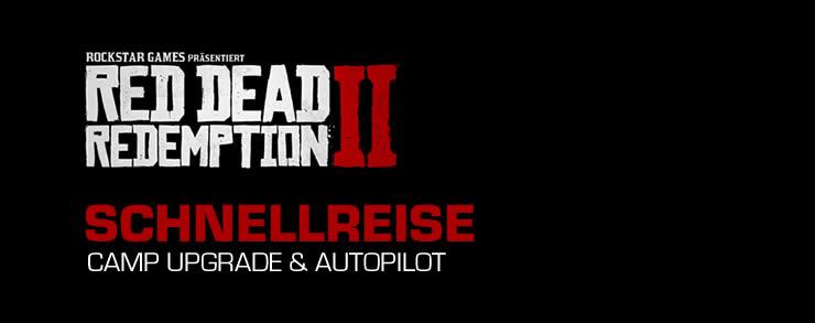 Red Dead Redemption Schnellreise