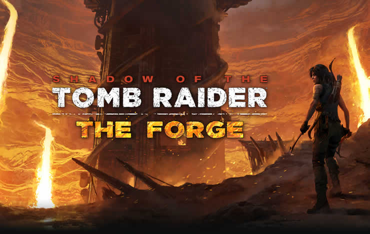 Shadow of the Tomb Raider: The Forge DLC erscheint am 13. November