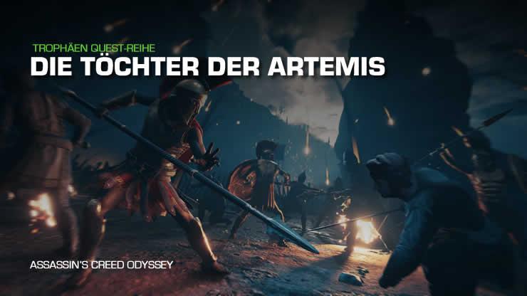Assassin's Creed Odyssey: Töchter der Artemis …