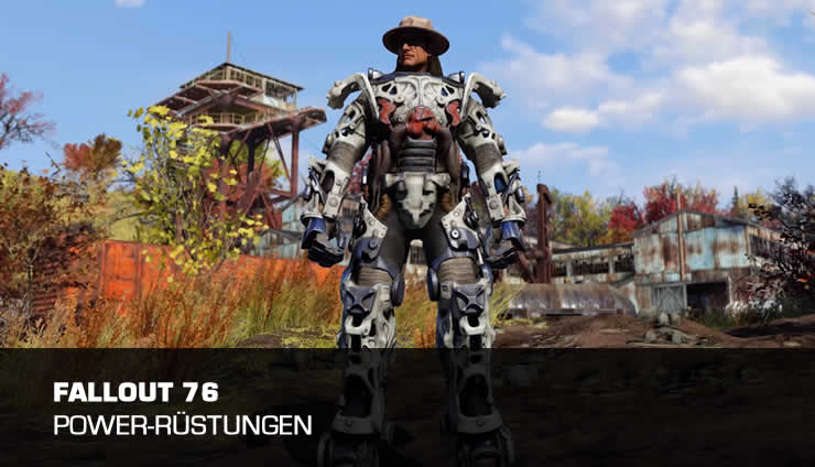 Fallout 76 Power Ruestung