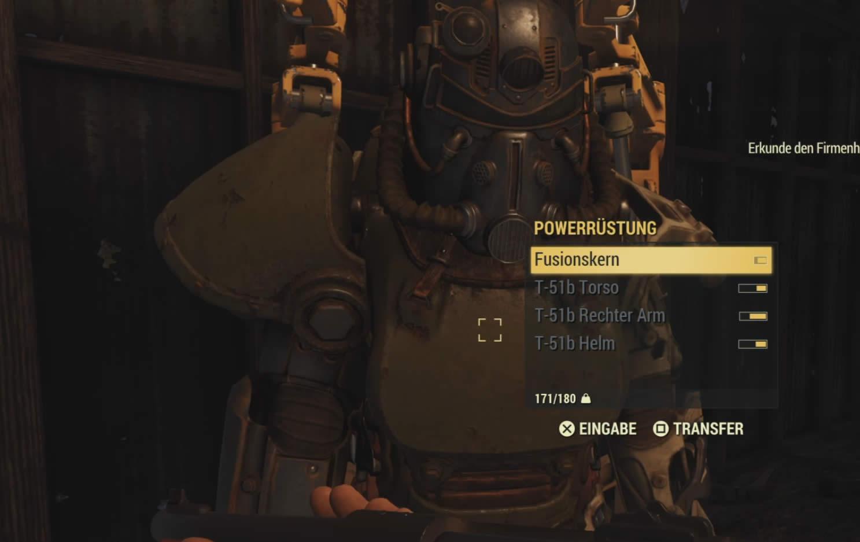 Fallout 76 Komplette Karte.Fallout 76 Powerrüstungen Finden Alle Fundorte