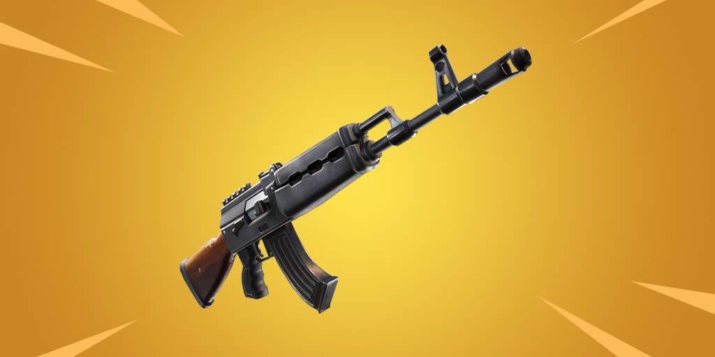 Fortnite AK-47 Sturmgewehr