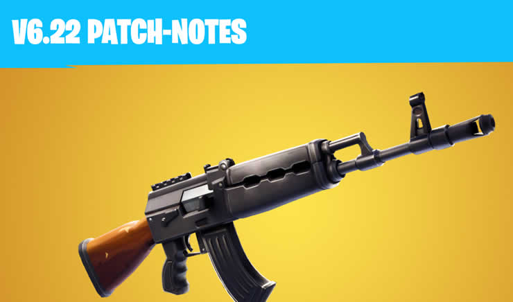 Fortnite Patch 1.91