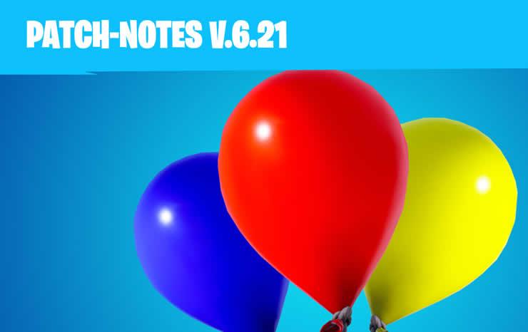 Fortnite Patch 1 89 Veroffentlicht Alle Details Zum Update 6 21