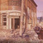 Grafton Sender - Nebenquest