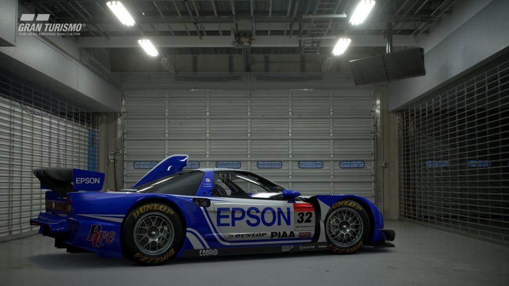 Honda EPSON NSX 08
