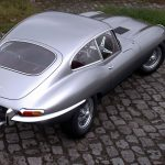 Jaguar E-type Coupee 61