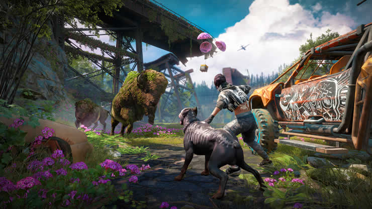 Far Cry New Dawn: 6 Minuten Gameplay mit Pastor Jerome