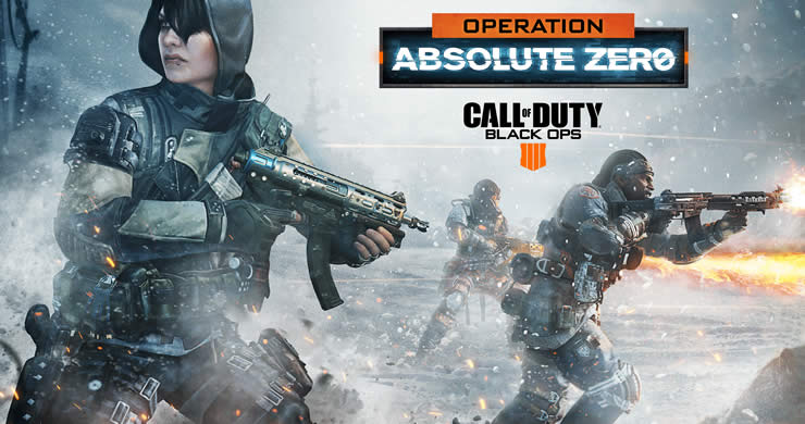 Black Ops 4: Operation Zero – Alle Infos zum n …