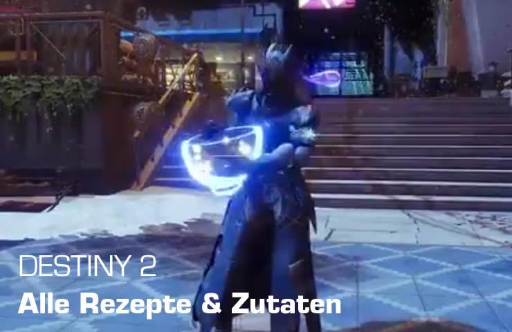 Destiny 2: Alle Rezepte und Zutaten zum Anbruch-Event