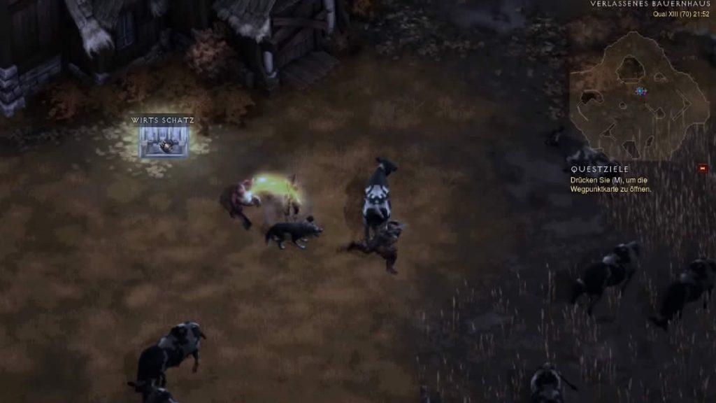 Diablo 3 Kronkalb Pet