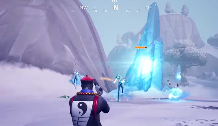 fortnite eissplitter