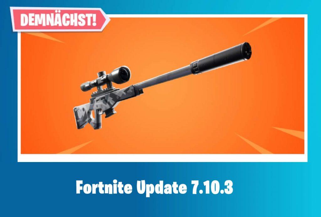 Fortnite update 7.10.3