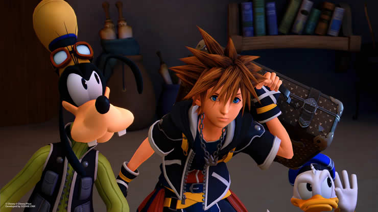 Kingdom Hearts 3 Preload