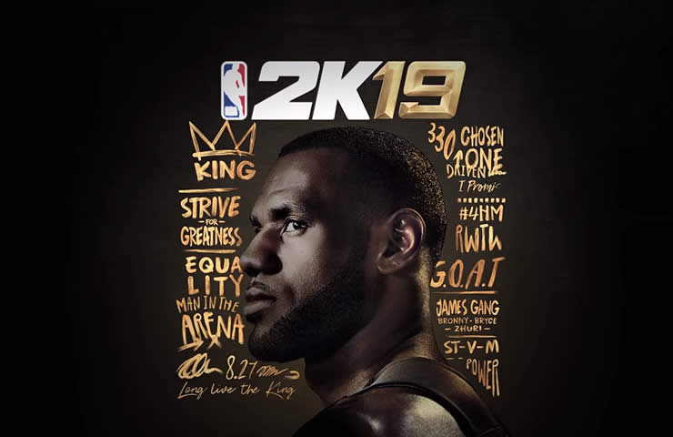 NBA 2K19 Patch 1.08