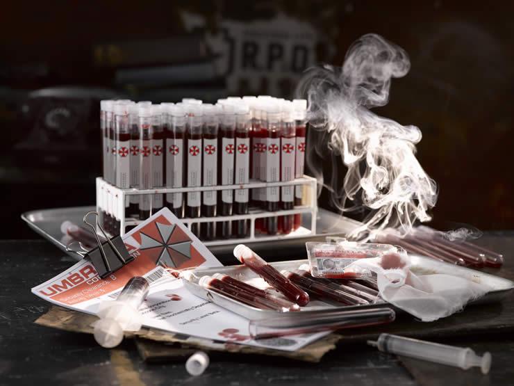 Resident Evil 2: Safe House Bar in London wird eröffnet – Real Blood Cocktail