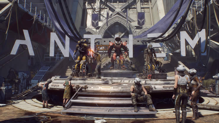 Anthem Patch 1.03