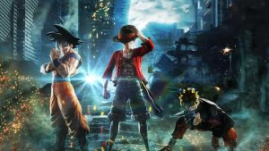 Jump Force Roster