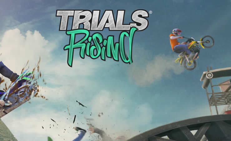 Trials Rising Trophies