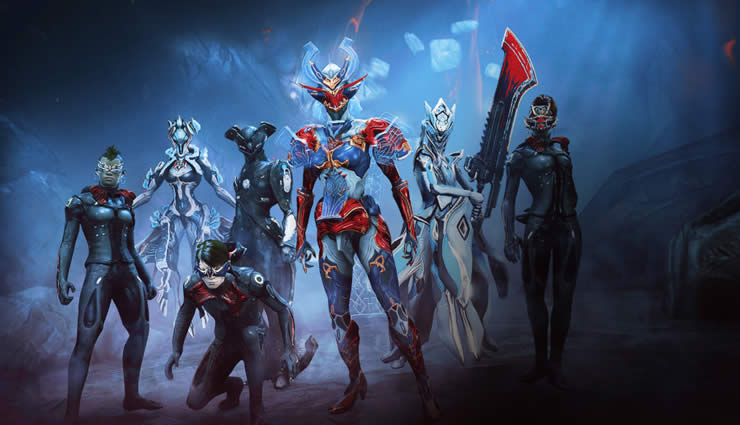 Warframe Update 24.2.12