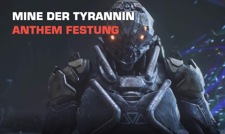 MIne der TYrannin Anthem