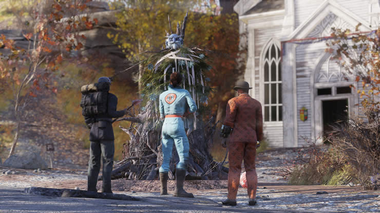 Fallout 76: Patch 7 angekündigt – Wild Appalachia-Spielinhalte