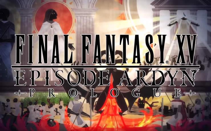 FF15 Episode Ardyn Trophies