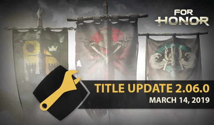 For Honor Patch March 14