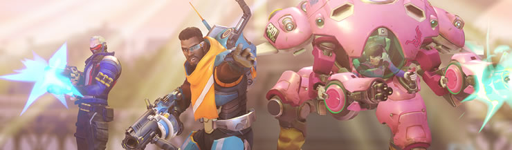 Overwatch Patch 2.61