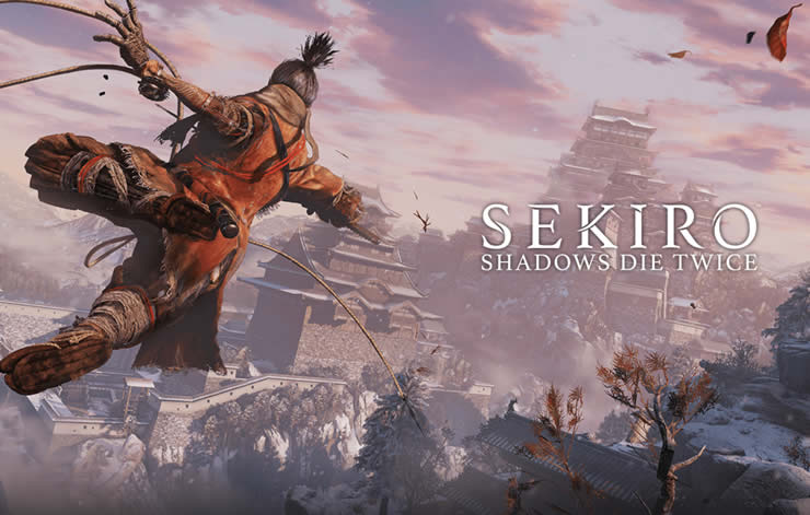 Sekiro: Shadows Die Twice – Day One Update hat 3.5 Gigabyte