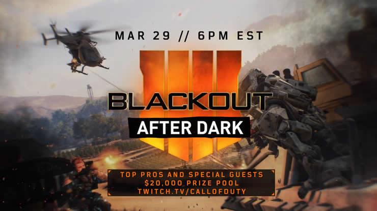 Blackout update april 23