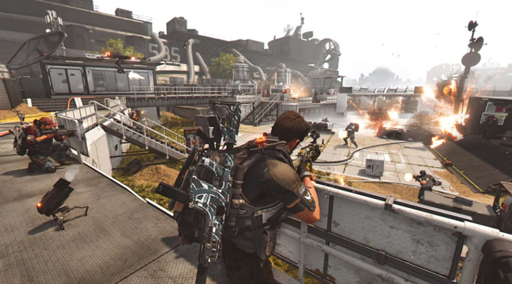 The Division 2: Update Version 2.1 – Patch Notes 1.06