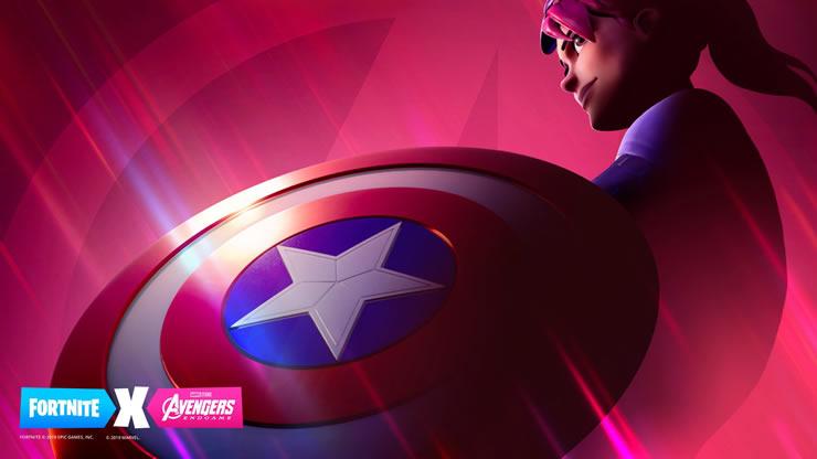 Fortnite Update 8.50 erscheint am 25. April – Avengers Endgame