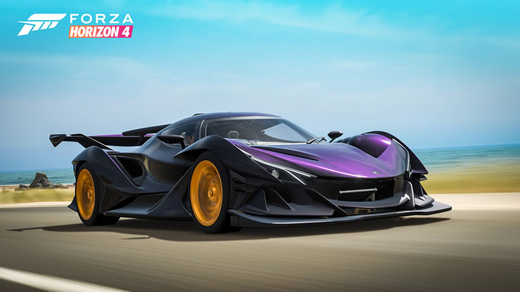 Forza Horizon 4 Update 9 Patch Notes