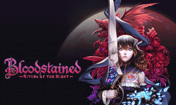Bloodstained: Ritual of the Night – Release Te …