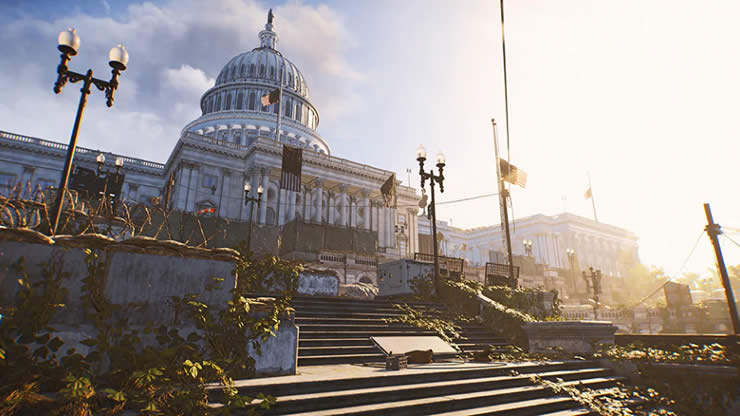 Division 2 TU3 Patch Notes 1.07