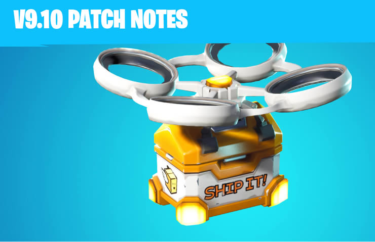 Fortnite Patch Notes 2.22 – Wir haben alle Details zu Update 9.10
