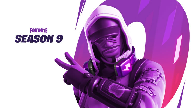 Fortnite Patch 9. Juli