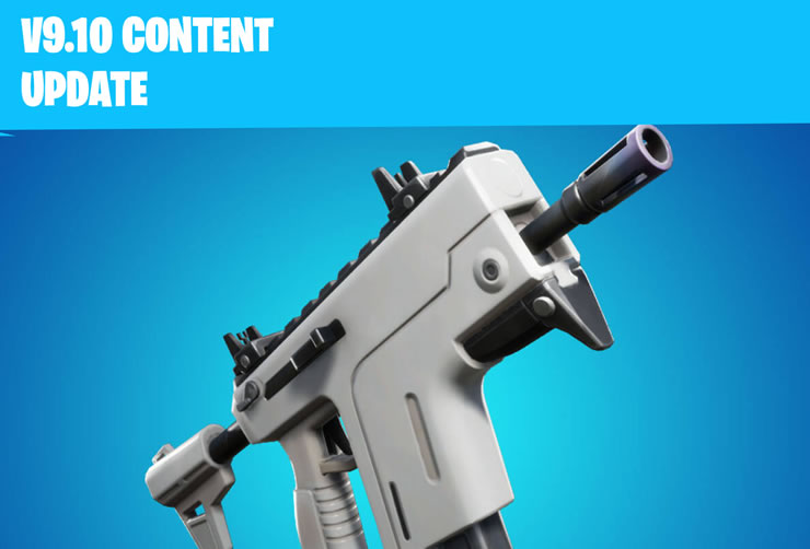 fortnite update 9.10 mai 29