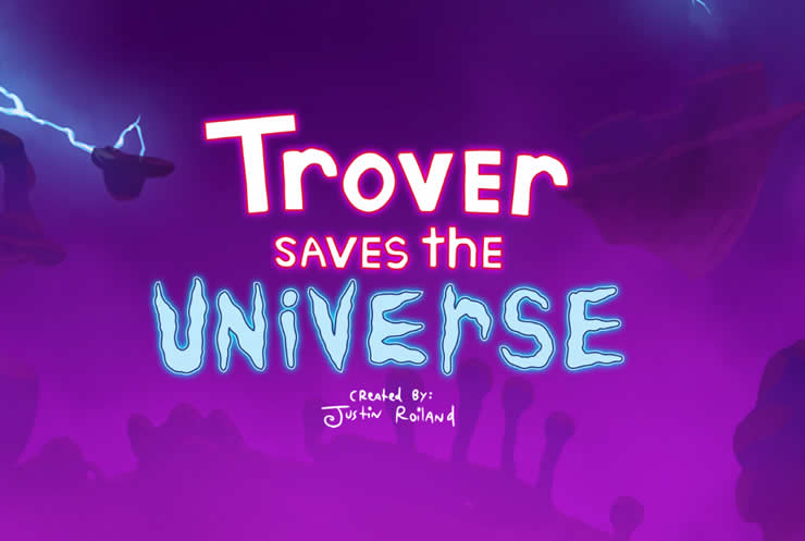 Trover Saves The Universe Trophäen Trophies Leitfaden