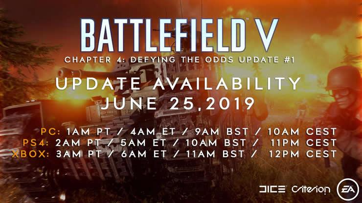BF5 Update 1.18