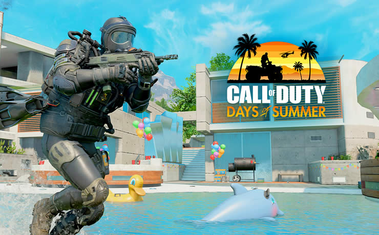 Black Ops 4 Patch Notes 1 18 - Days of Summer Update