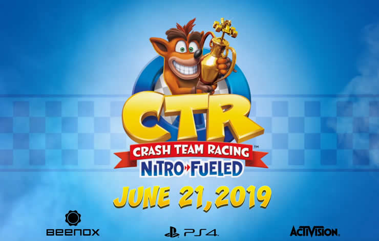 Crash Team Racing Nitro-Fueled: CTR Herausforderungen – Tokensammler