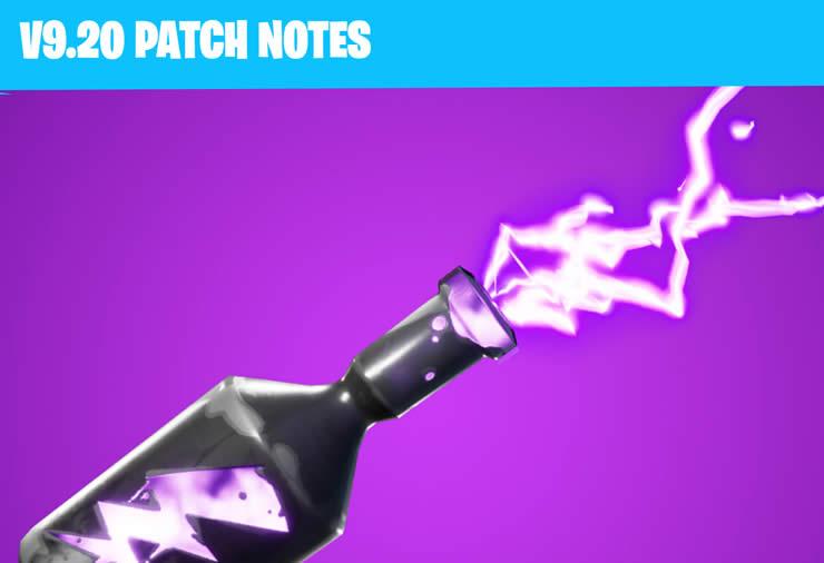 Fortnite Patch Notes 2.24 – Update v9.20 bringt den Sturmdreher