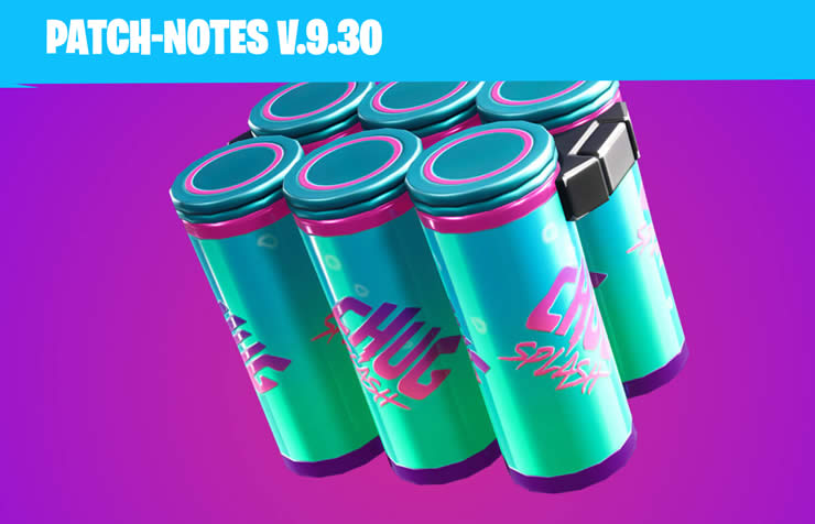 fortnite patch notes 2.26