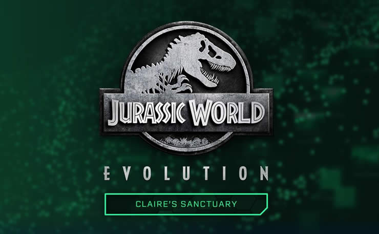 Jurassic World Evolution Patch 1.8