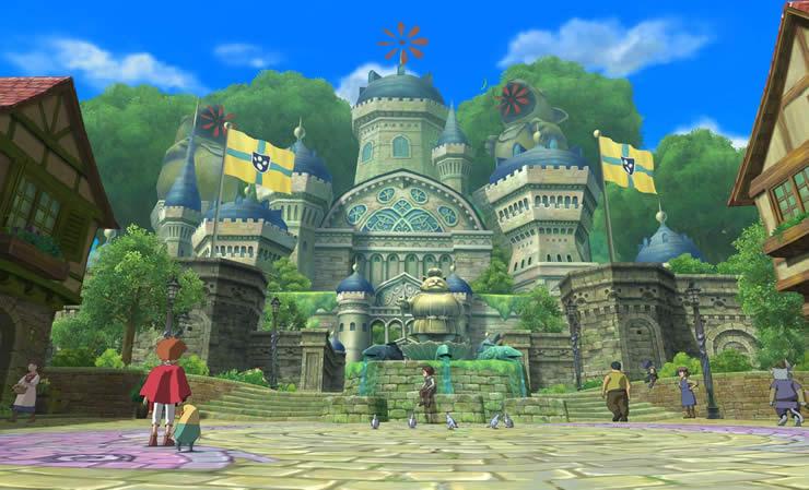 Ni No Kuni: Der Fluch der weißen Königin – Remastered erscheint für PS4