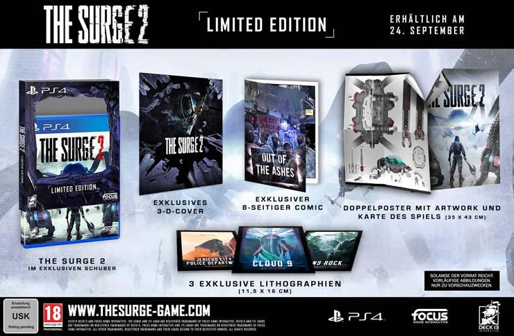 Surge 2 Limited Edition Bestellen